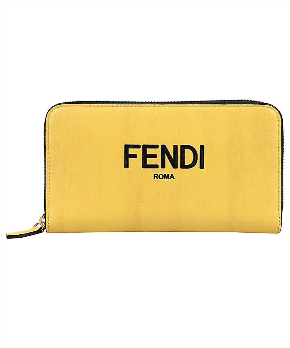 Fendi 7M0210 ADP6 ZIP-AROUND Wallet 1