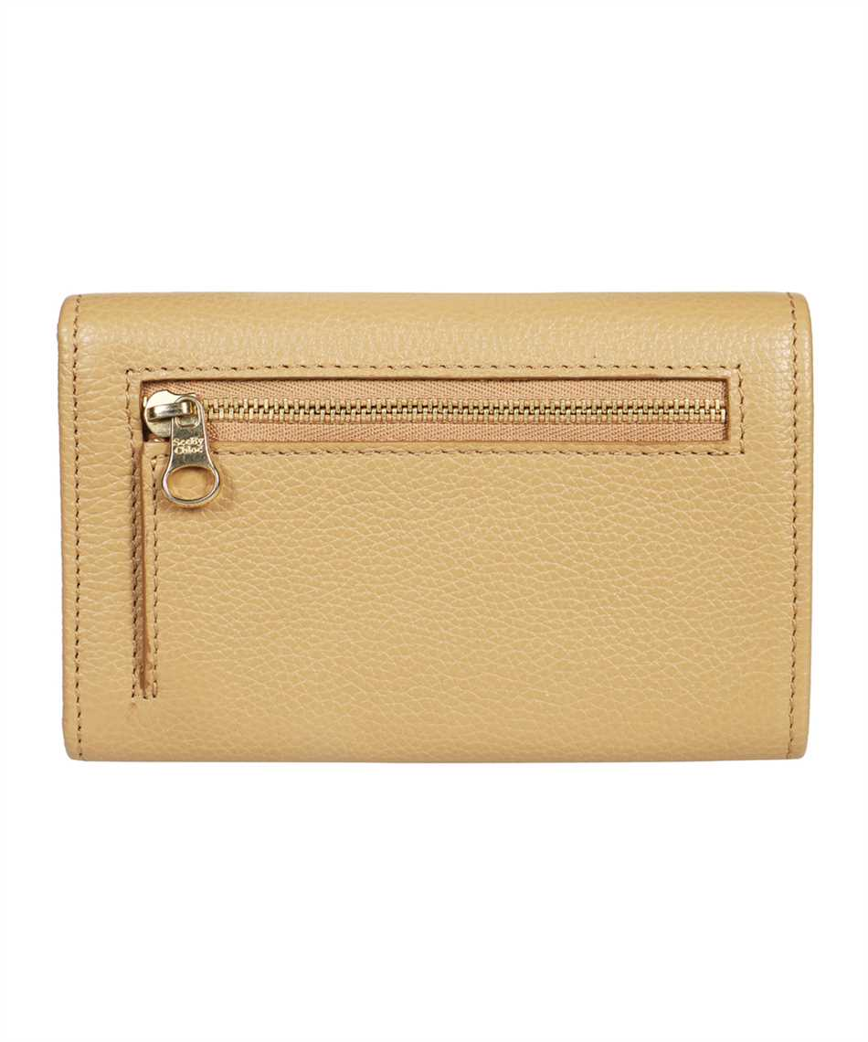 See By Chloè CHS17WP781349 LIZZIE COMPACT Wallet 2