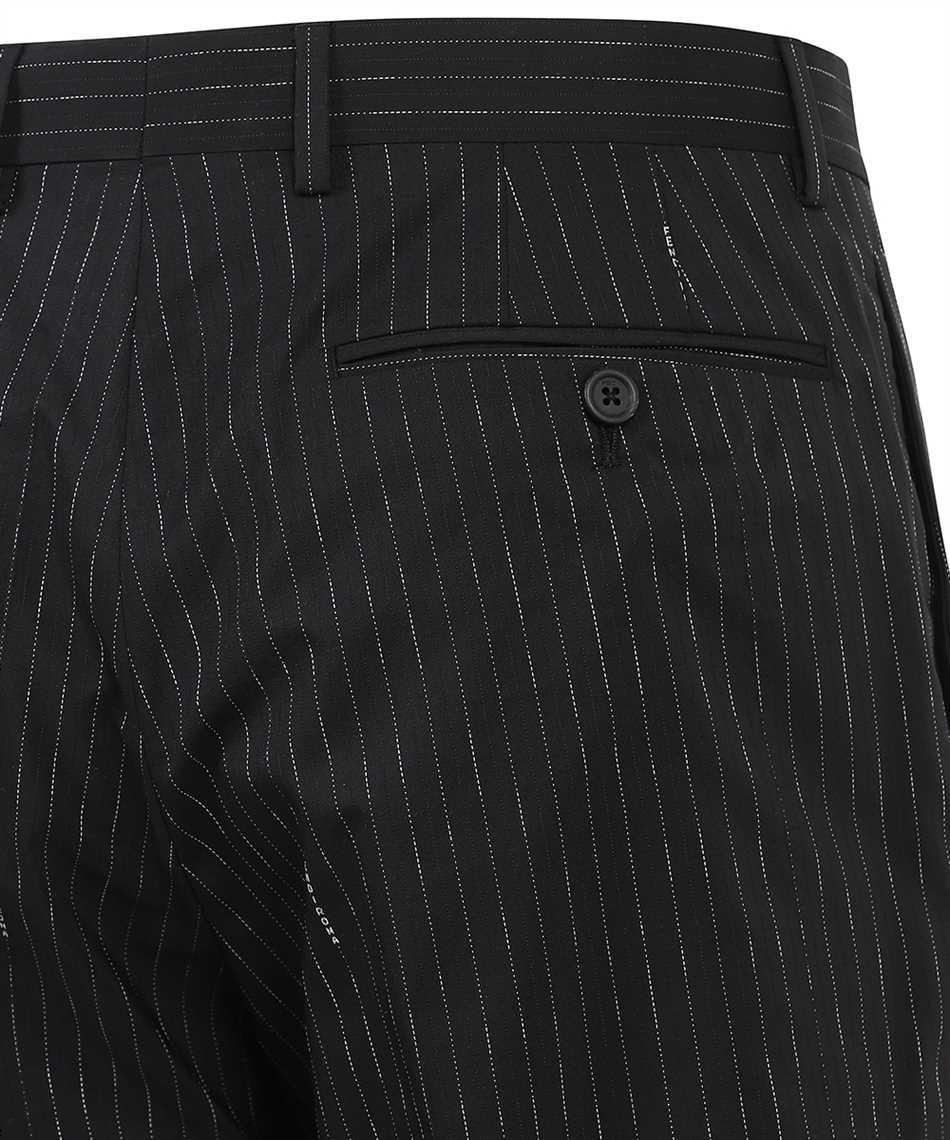 Fendi FB0377 AFE0 FENDI RAIN STRIPES Pantalone 3