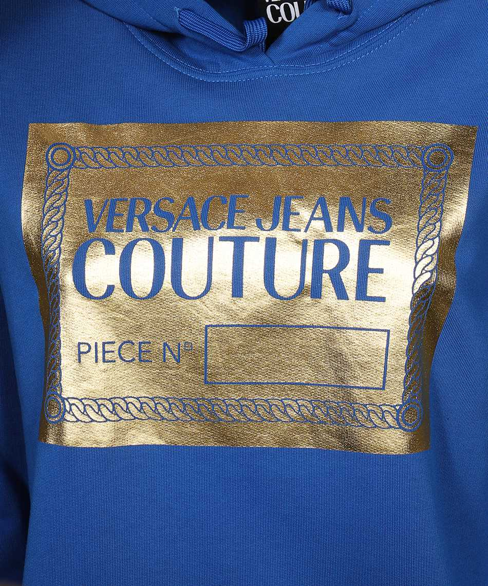 Versace Jeans Couture 71HAIT15 CF00T Hoodie 3