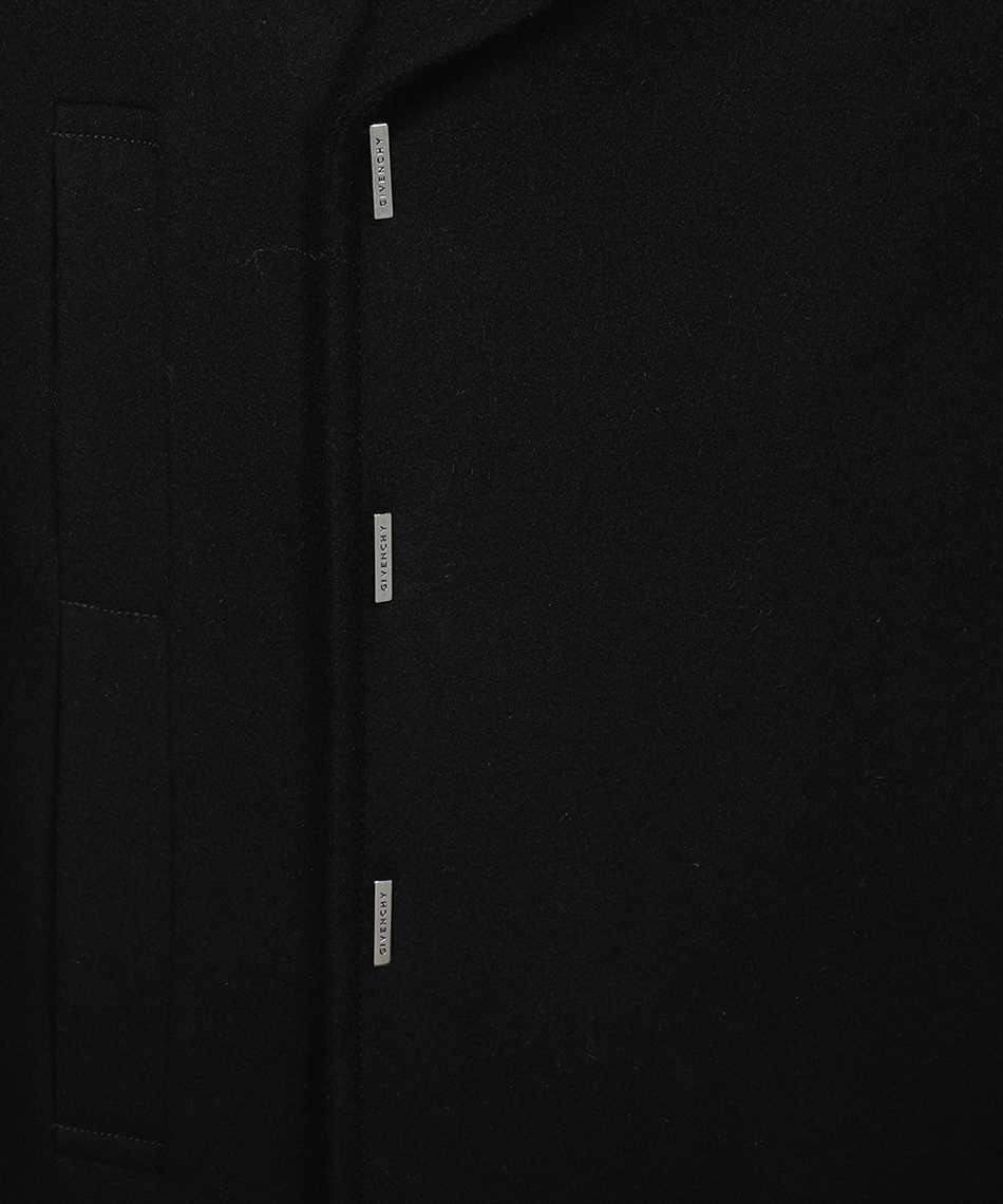 Givenchy BMC05J1Y7R ASYMMETRIC WOOL Jacke 3