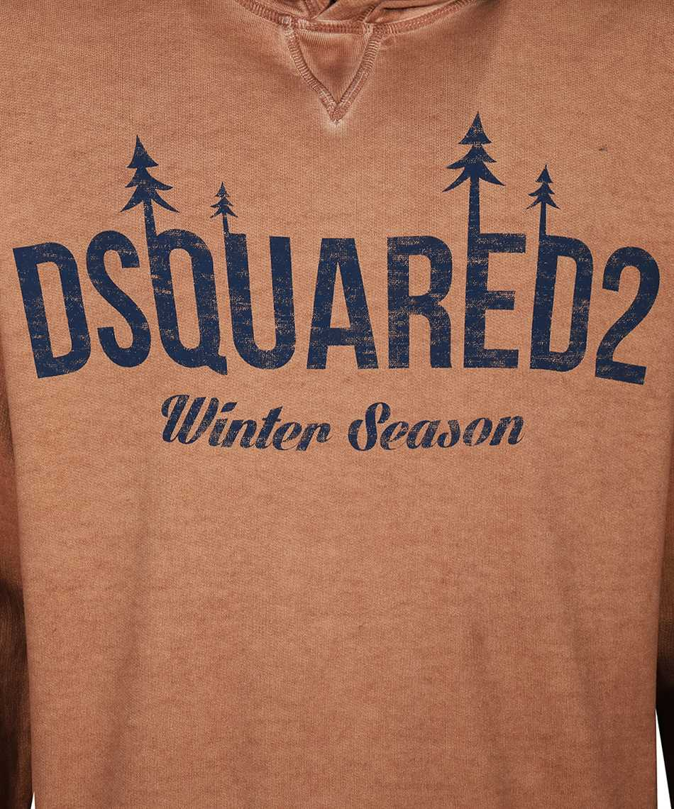 Dsquared2 S71GU0401 S25030 WINTER SEASON Felpa 3