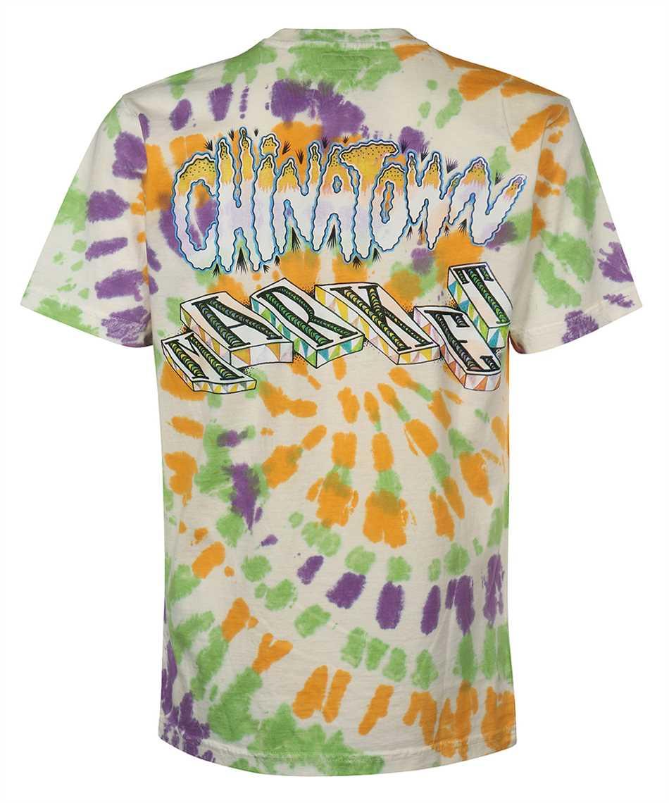 Chinatown Market 1990458 BLOCK TIE DYE T-shirt 2