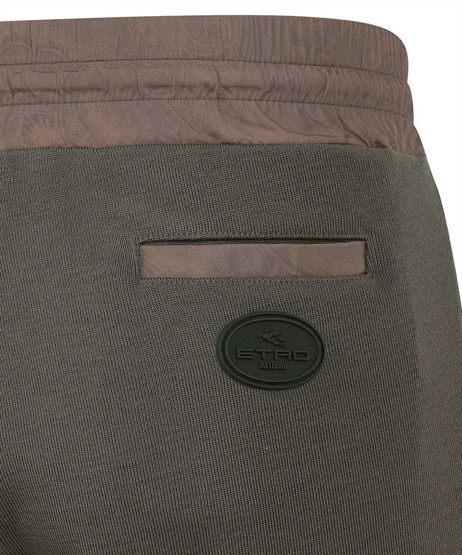 Etro 1N317 9557 JERSEY JOGGING Pantalone 3