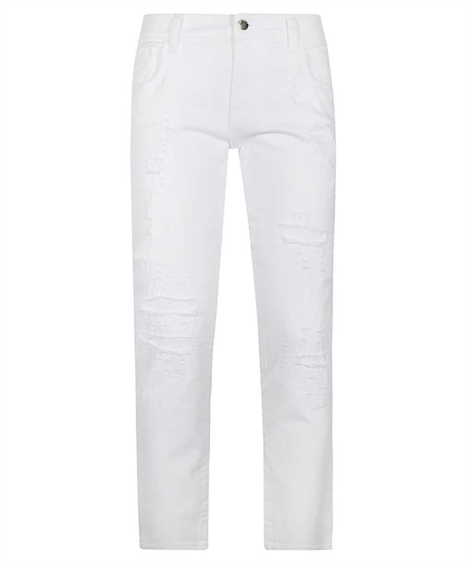 Emporio Armani 3H2J36 2N3RZ STRAIGHT Pantalone 1