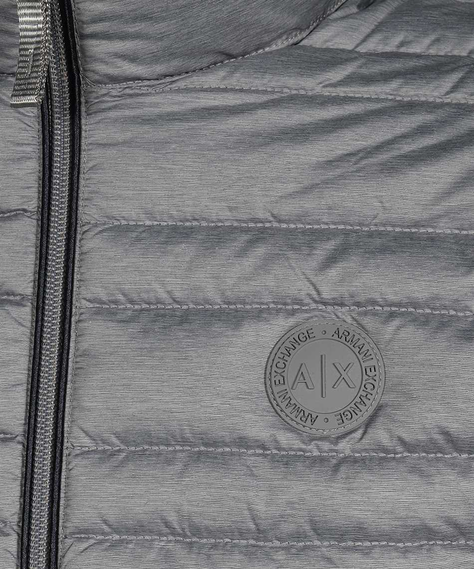 Armani Exchange 8NZB51 ZNW3Z PACKABLE PUFFER Jacket 3