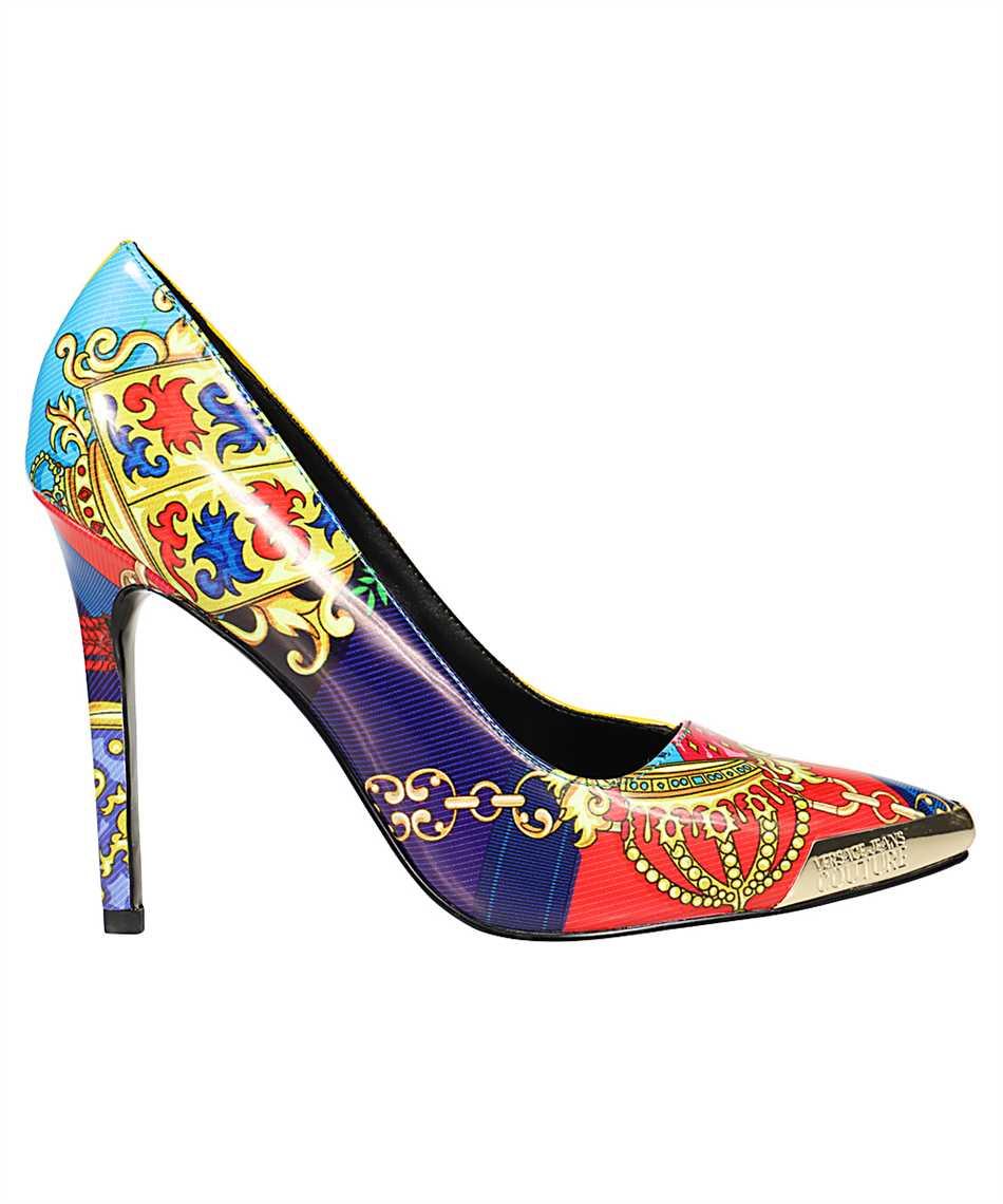 Versace Jeans Couture E0VZBS09 71560 FANTASY PRINT Shoes 1