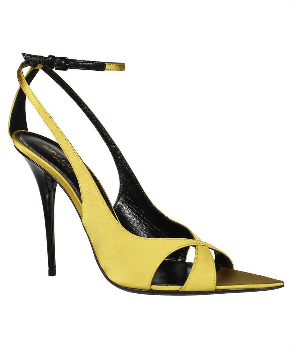 Saint Laurent 656838 2WH00 TOPSI Sandals 2