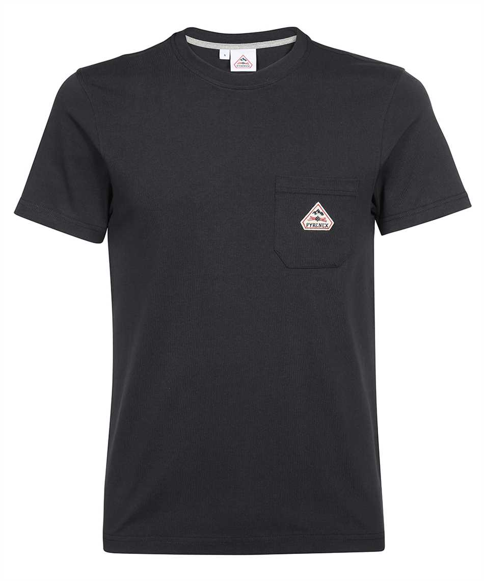 PYRENEX HMP025 LUSTOU T-shirt 1