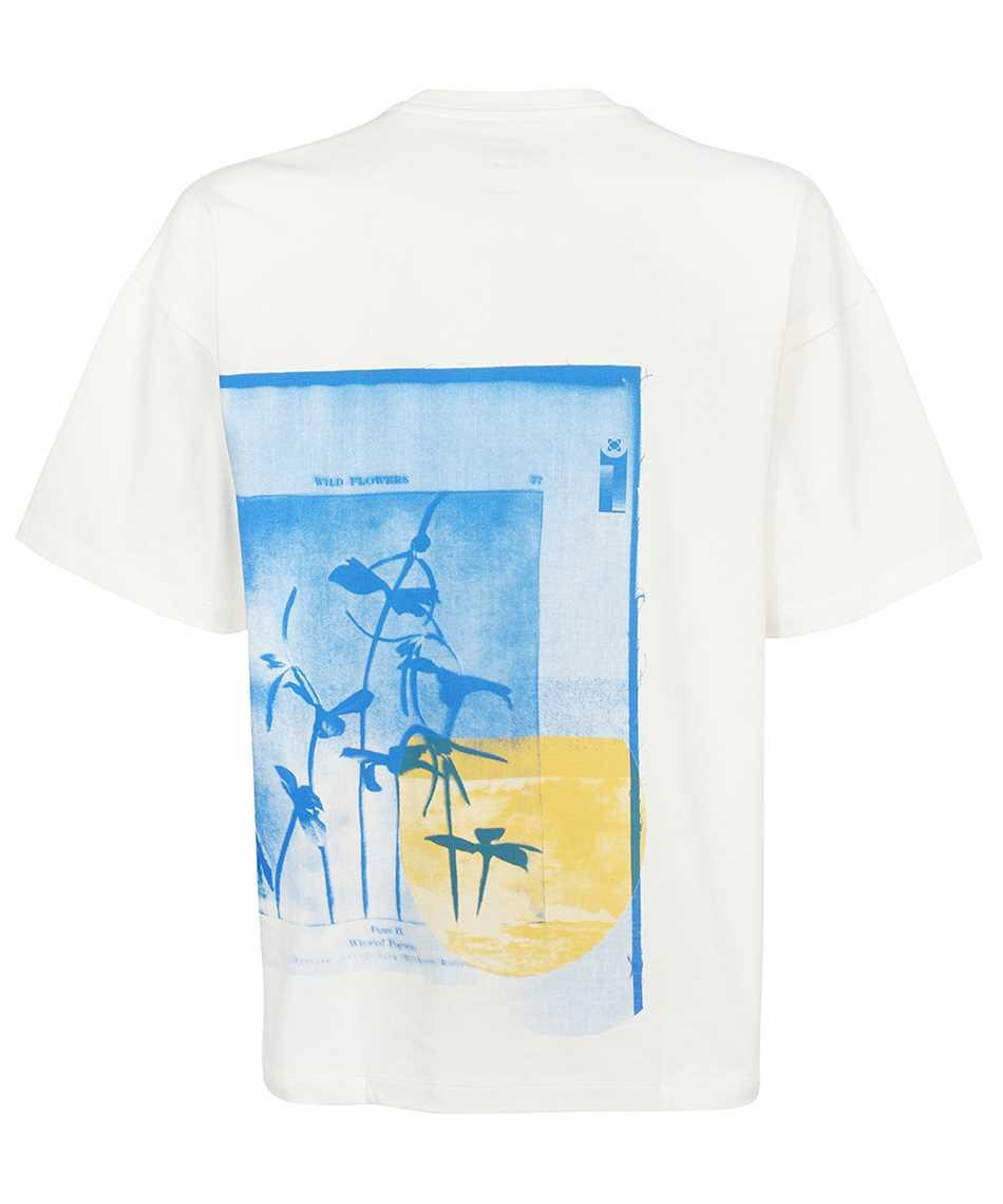 OAMC OAMT709367 OT247608A AQUAFIX T-Shirt 2