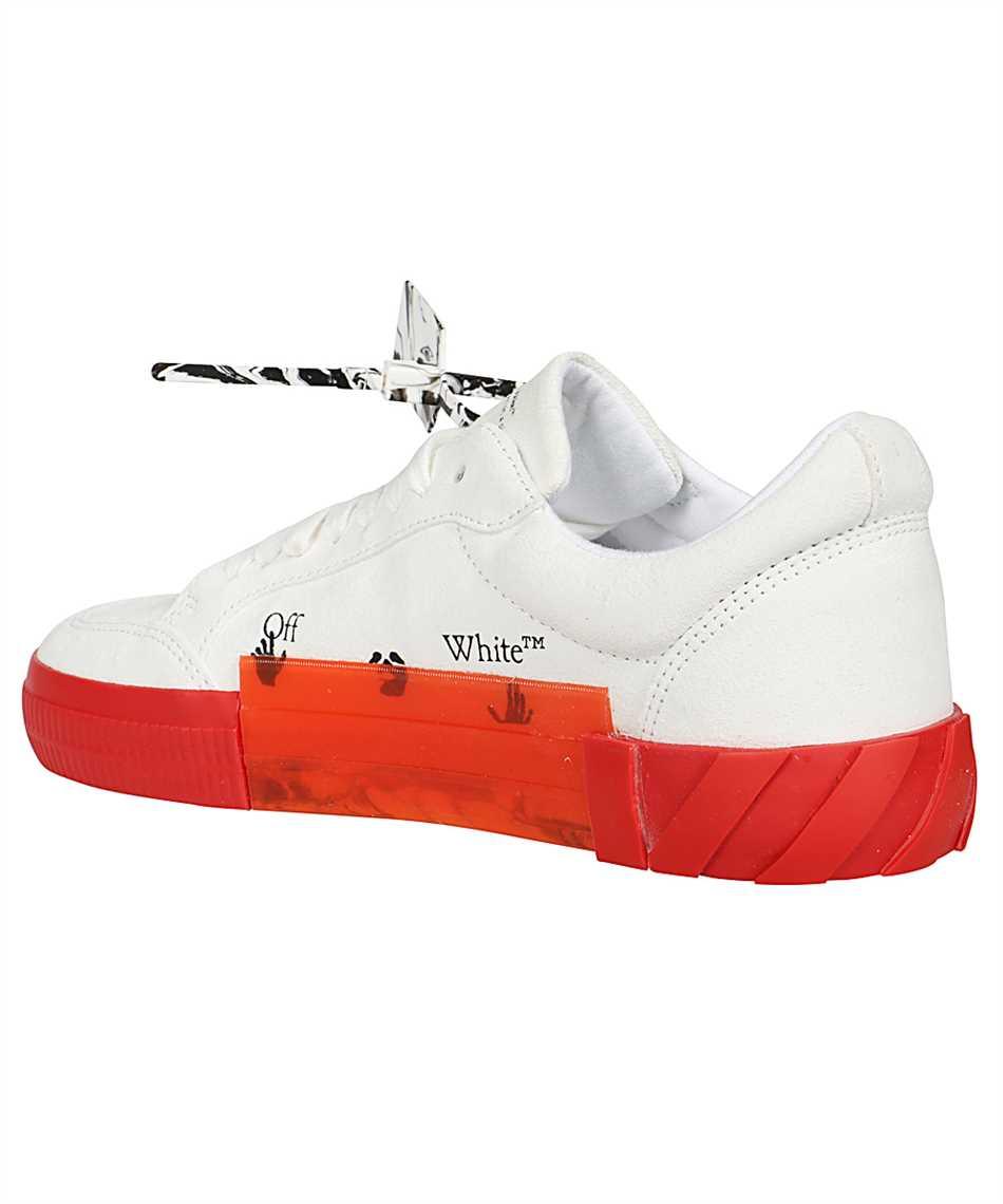 Off-White OMIA085F20LEA005 LOW VULCANIZED Sneakers 3