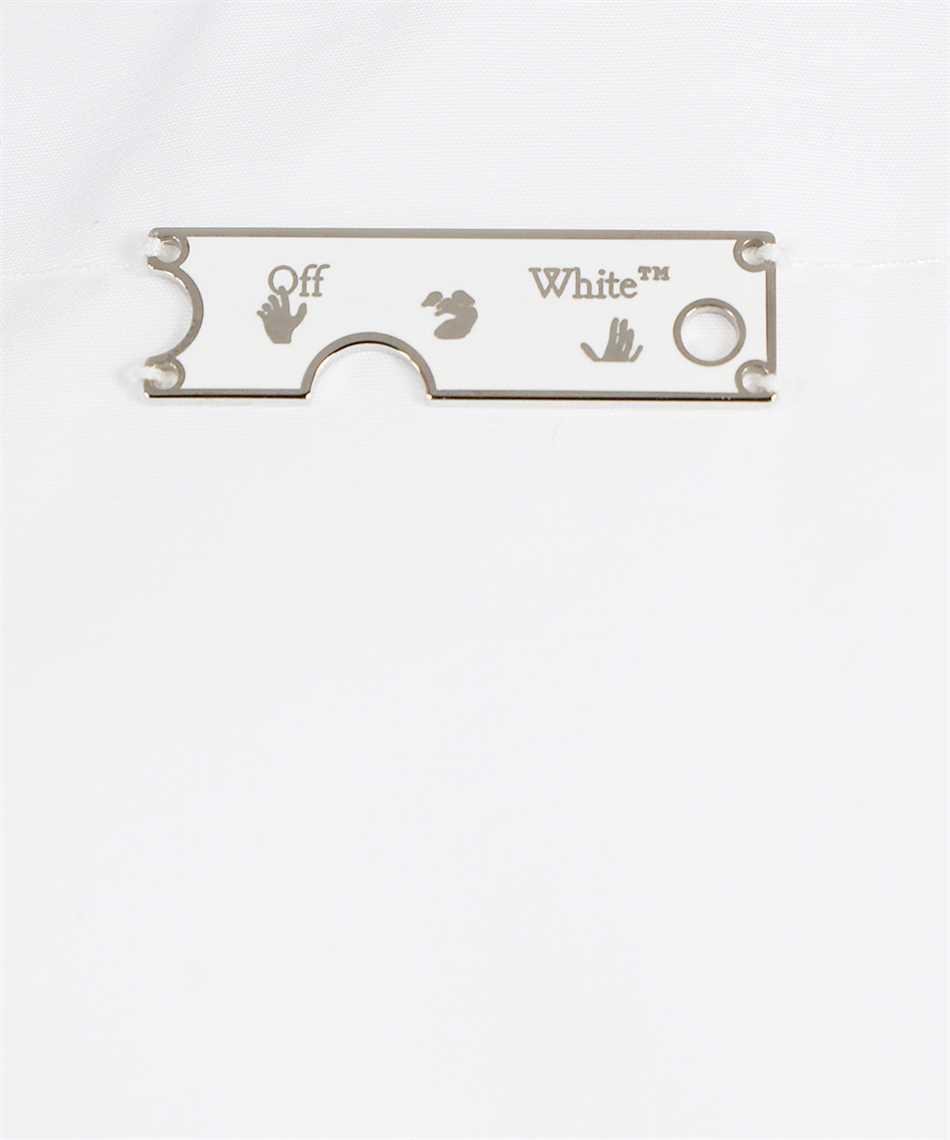 Off-White OWDB340F21FAB003 POPEL ROMANTIC Abito 3