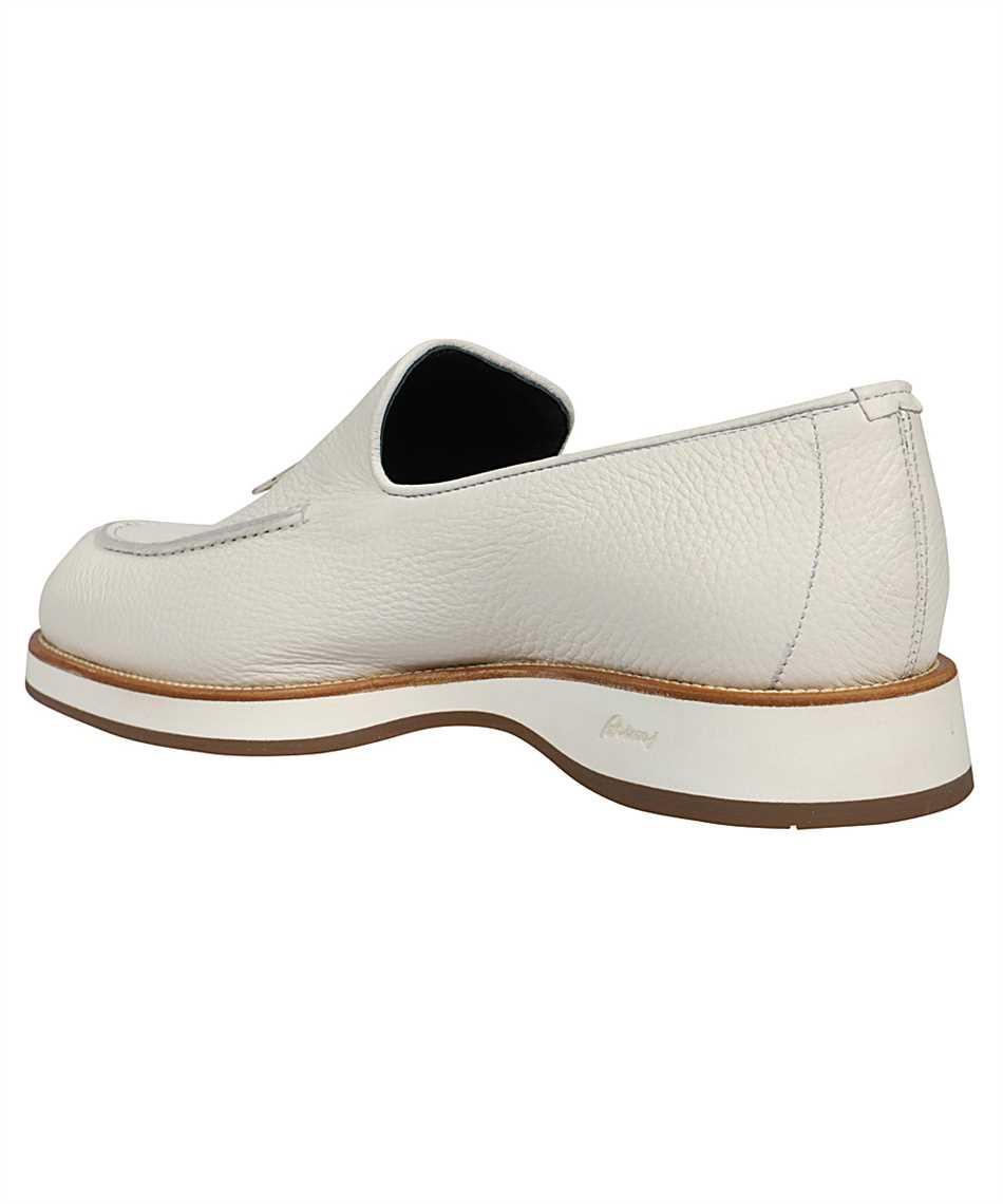 Brioni QFDI0L P7731 LUKAS CASUAL ALMOND Shoes 3