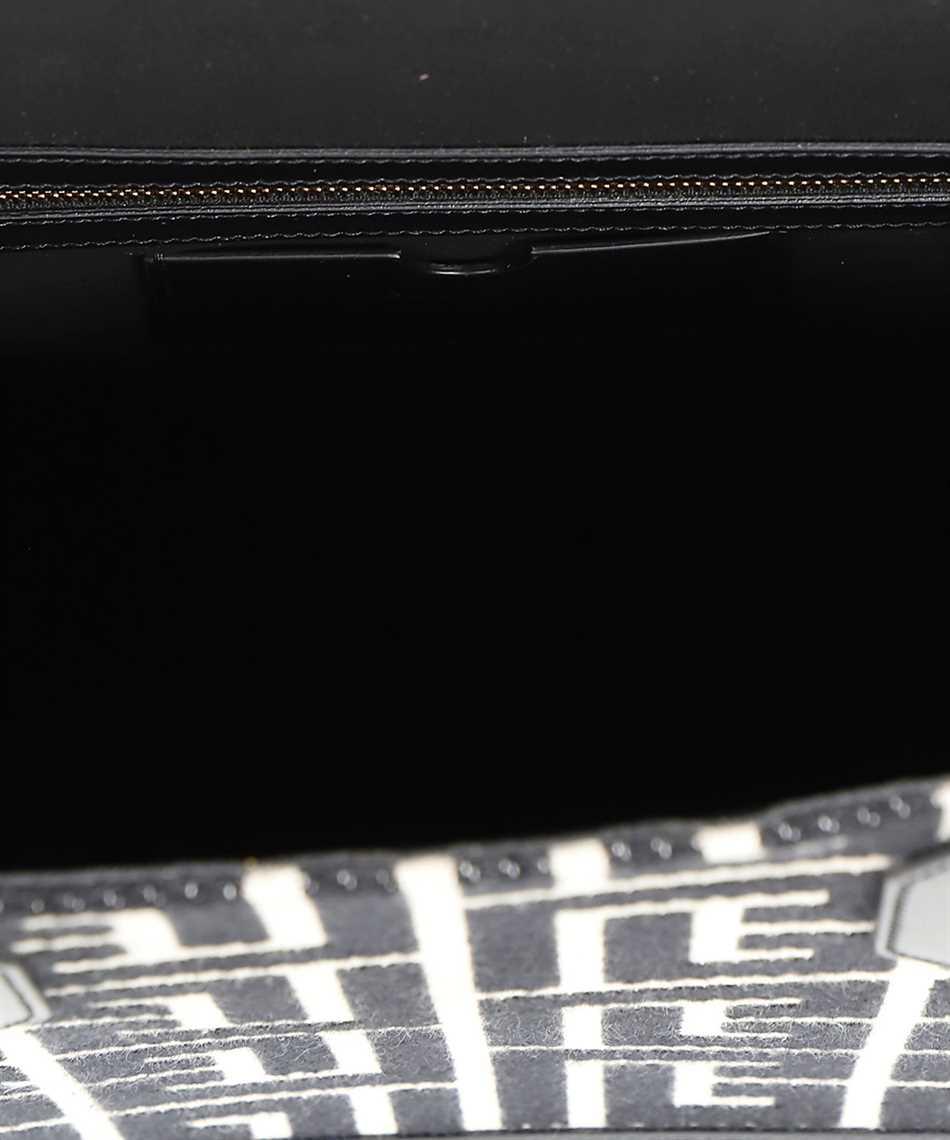 Balmain WN0FE683TJXX M-MAXI MONOGRAM JACQUARD Bag 3
