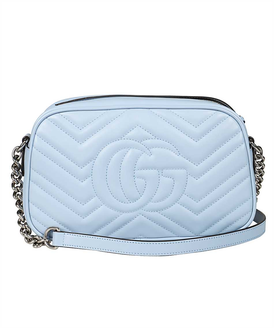 Gucci 447632 DTD1Y GG MARMONT SMALL Bag 2