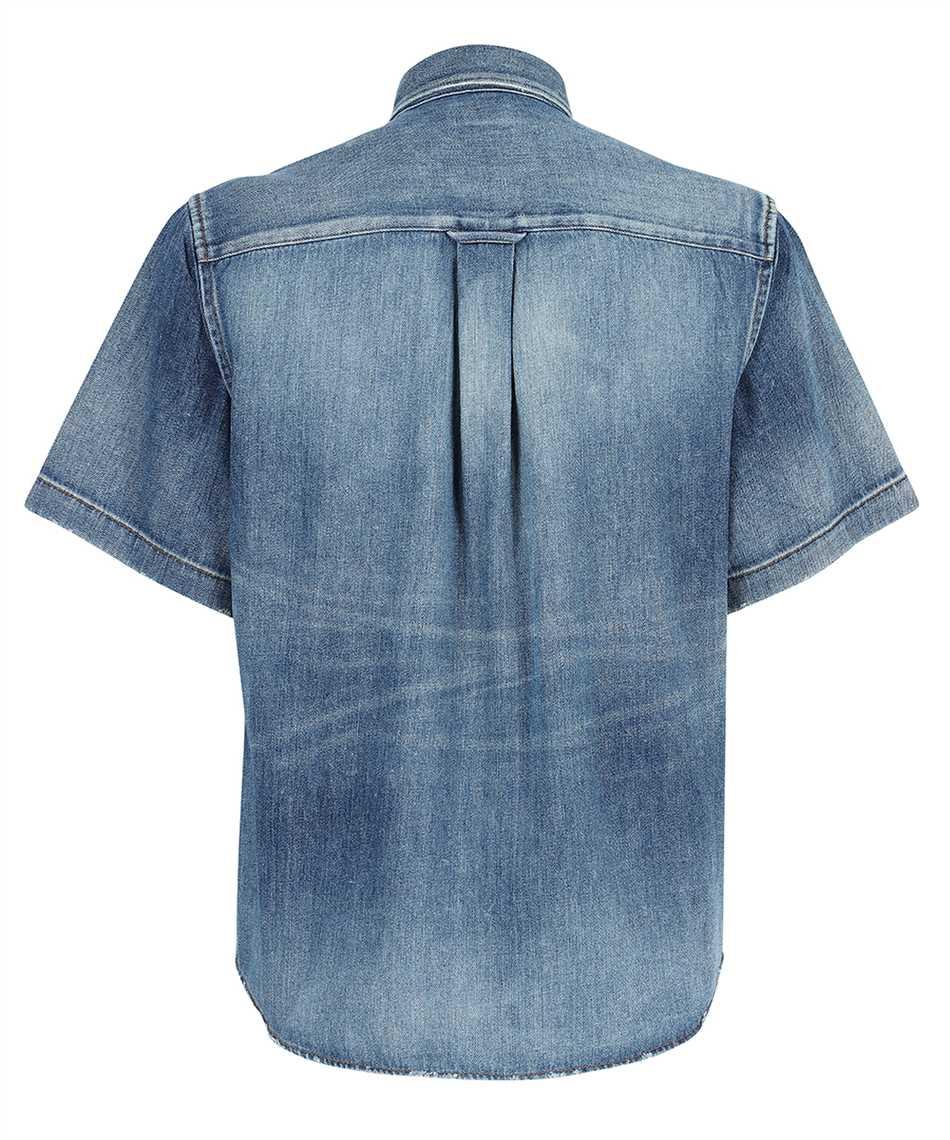 Balenciaga 662770 TIW35 REGULAR DENIM Shirt 2