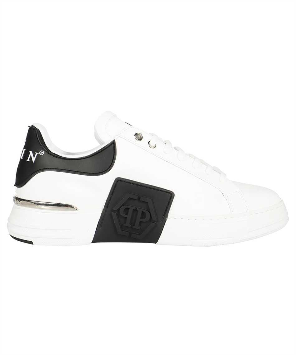 Philipp Plein AAAS MSC 3056 PLE008N PHANTOM KICK LO-TOP Sneakers 1