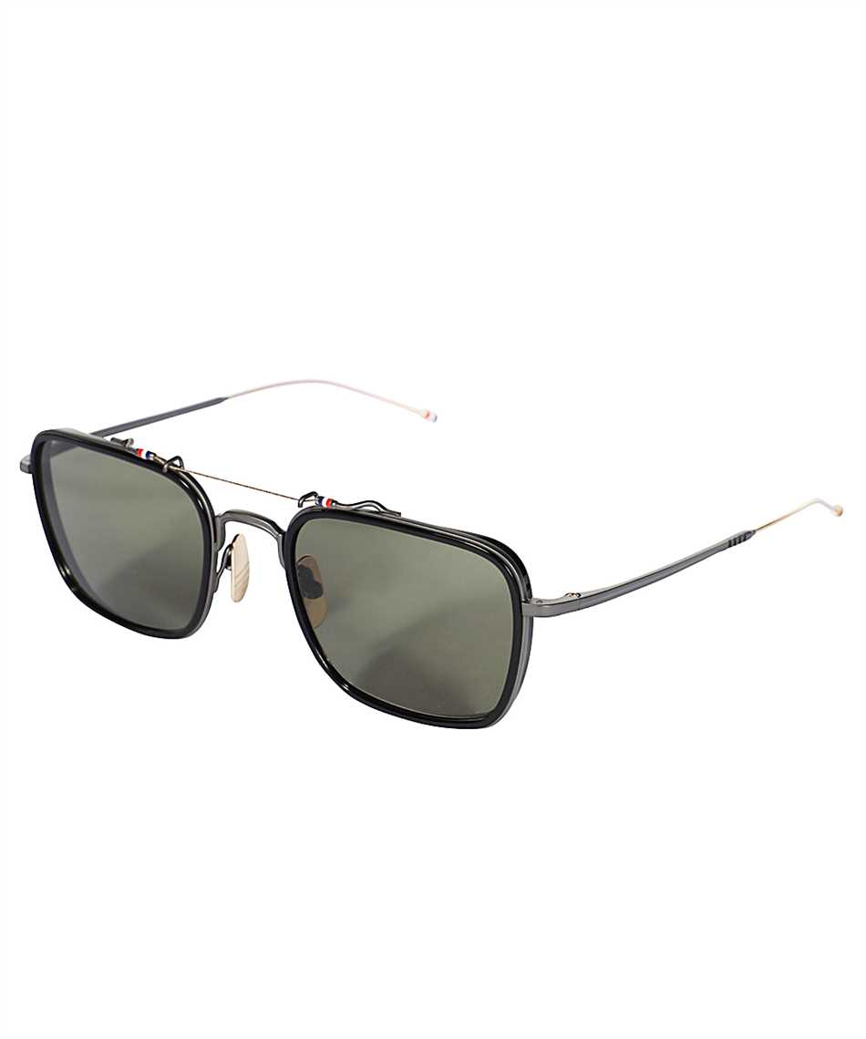 Thom Browne TBS816 53 01 AVIATOR Occhiali da sole 2