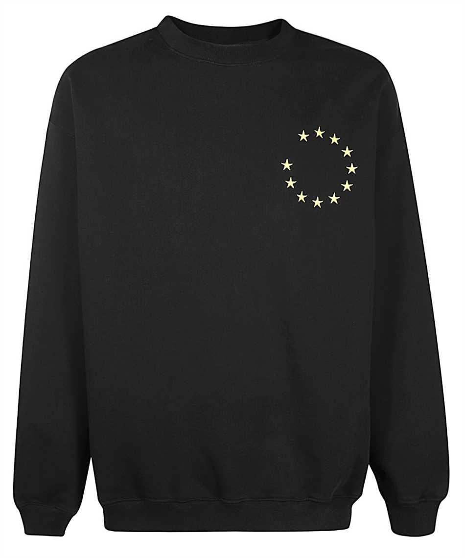 Vetements UE51TR670B MADE IN EUROPE Sweatshirt 1