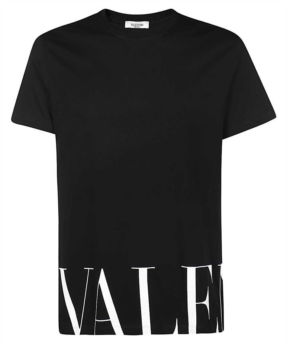 Valentino UV3MG07D6M3 LOGO T-shirt 1