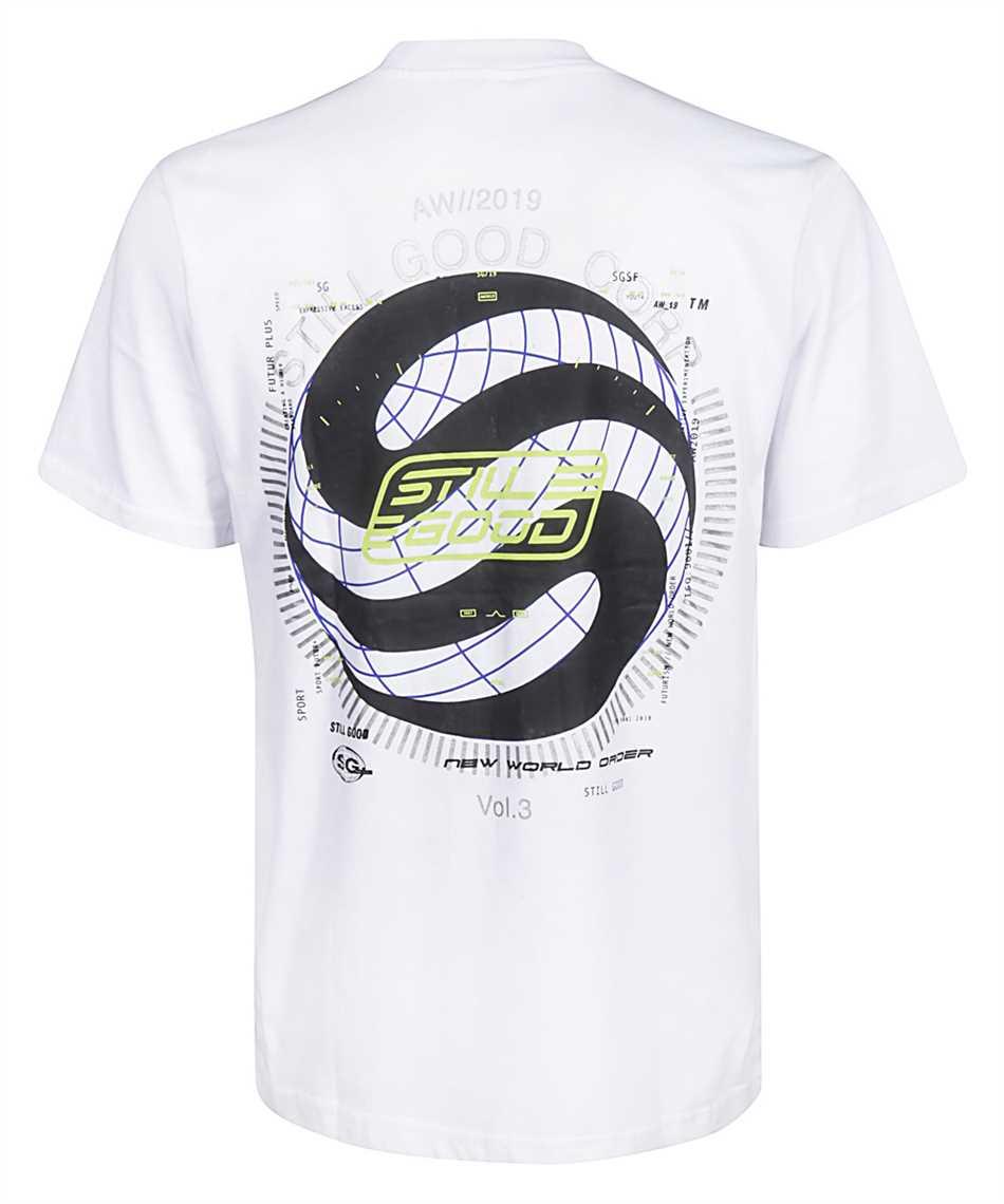Still Good VANTAGE SS TEE T-shirt 2